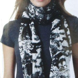 Celeste Cashmere Blend Printed Scarf